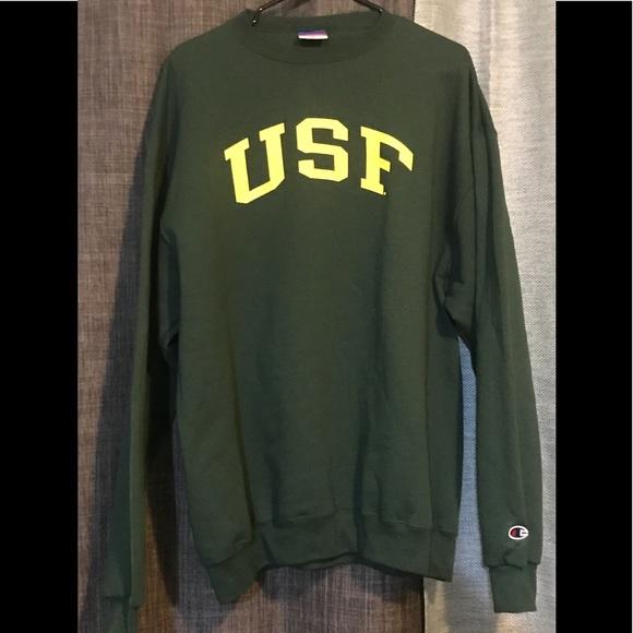 5e80da8b Champion Shirts | Vintage Usf U Of S Florida Sweatshirt | Poshmark